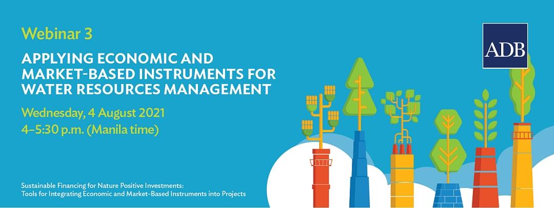 Sử dụng công cụ kinh tế và thị trường để quản lý tài nguyên nước