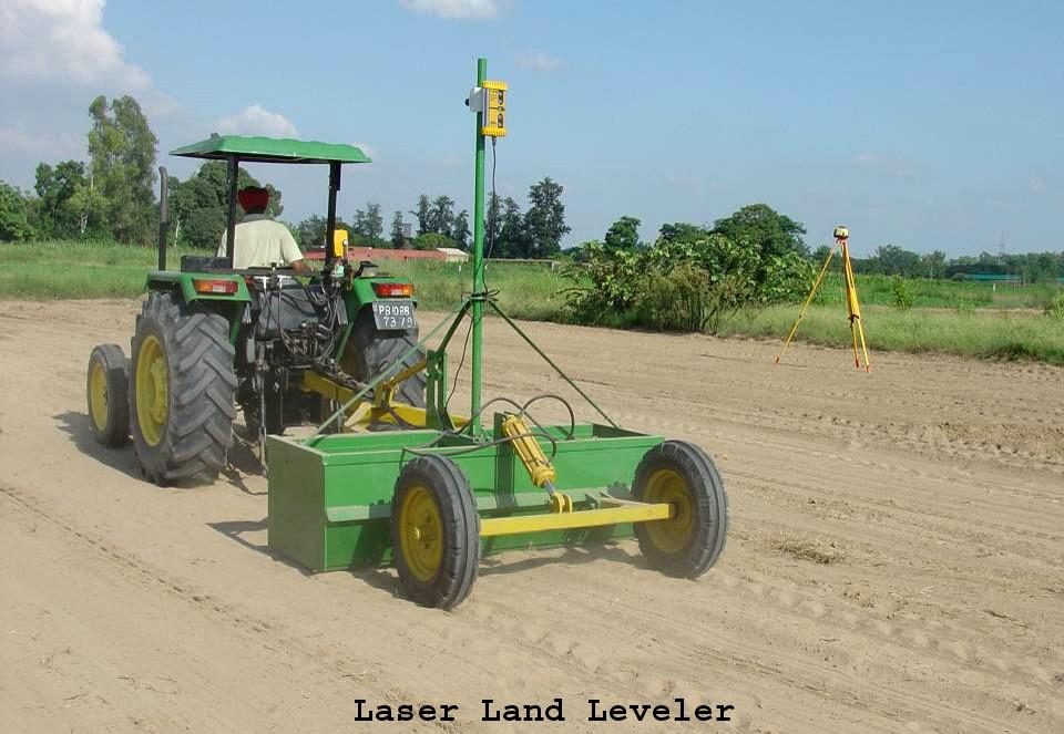 Seminar: Land Fragmentation and Demand for Laser Land Leveling Service